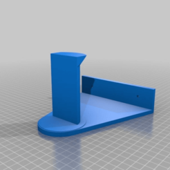 Download free 3D printing models Wall Mount Spool, CB3DMAKER