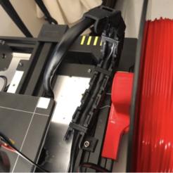 Télécharger plan imprimante 3D gatuit Anycubic Bed Chain, CB3DMAKER