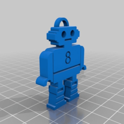 7dd5861068a9d9d31a9c6b7bd49e1068.png Download STL file OTTOROBOT • 3D printer object, CB3DMAKER