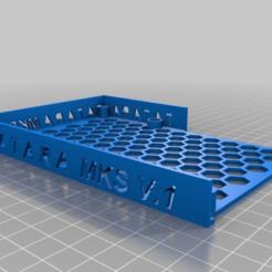 Télécharger fichier imprimante 3D gratuit carte mère MKS Tatara frame, CB3DMAKER