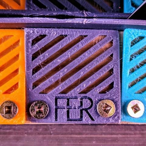 Free 3D print files Fer Maker Coin, CD_FER