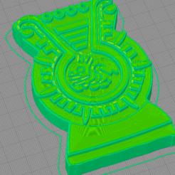 Télécharger modèle 3D Lapida lunaire, Ttule