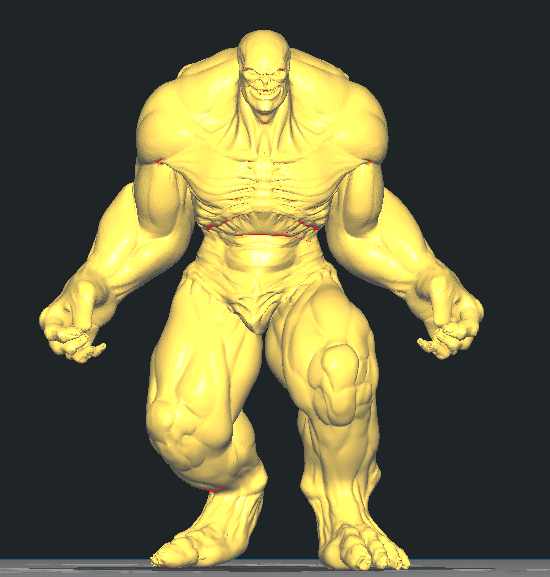 Captura6.PNG Download free STL file Abomination • 3D printing object, hiddenart8
