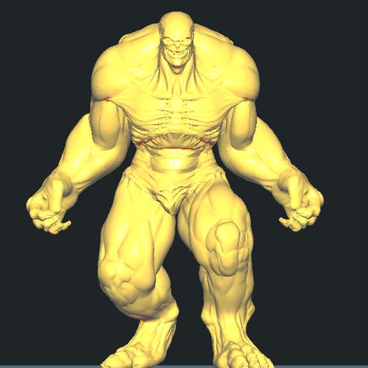 Captura6.PNG Télécharger fichier STL gratuit Abomination • Modèle pour imprimante 3D, hiddenart8