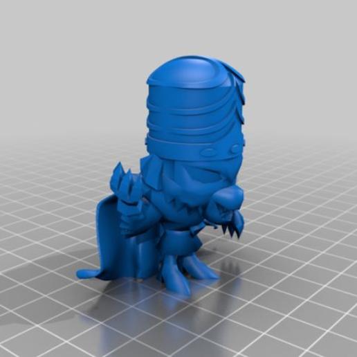 mojo2.PNG Télécharger fichier OBJ gratuit Mojo jojo • Design à imprimer en 3D, hiddenart8