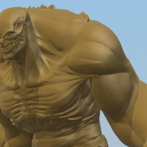 Captura4.PNG Download free STL file Abomination • 3D printing object, hiddenart8