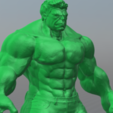 Download free STL file Hulk • Model to 3D print, hiddenart8