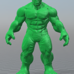 Download free 3D printing files Hulk, hiddenart8