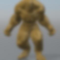 abomination-.stl Télécharger fichier STL gratuit Abomination • Modèle pour imprimante 3D, hiddenart8