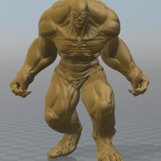 Captura.PNG Télécharger fichier STL gratuit Abomination • Modèle pour imprimante 3D, hiddenart8