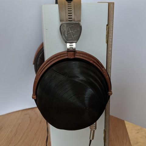 Descargar archivos STL Auriculares modulares V1 ondulados, ho0angle