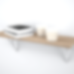 ramification.STL Télécharger fichier STL gratuit Shelf branch • Modèle pour impression 3D, dileclem