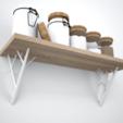 Télécharger fichier STL gratuit Shelf branch, dileclem