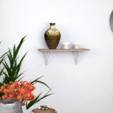 dilé clément 4 .png Télécharger fichier STL gratuit Shelf branch • Modèle pour impression 3D, dileclem