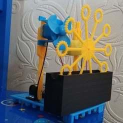 IMG_20200520_101734.jpg Download free STL file Small Hammer DIY Bubble machine pot • Design to 3D print, madnlooney