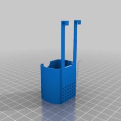 Télécharger fichier imprimante 3D gratuit Nano Aquarium Pump 1020 Cage avec support suspendu, Rolrik
