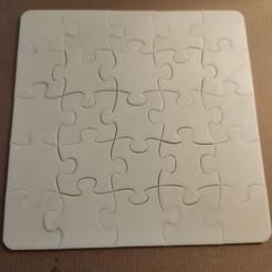 Download STL file Simple 5X5 puzzle • 3D printable object, Rolrik