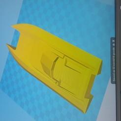 20200412_180123.jpg Télécharger fichier STL catamaran rc 400 mm • Plan à imprimer en 3D, romulot265