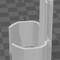 snorkel Holder.JPG Télécharger fichier STL gratuit Support de tuba • Modèle imprimable en 3D, akwerdesigns