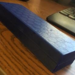 Simple Case closed.jpg Download free STL file Simple case • 3D printing model, akwerdesigns