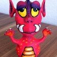 """Download free STL files """"Creature / Monster"""" Project, Caghon3d"""
