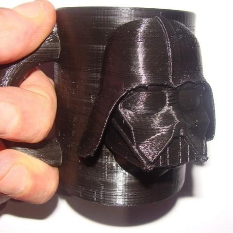 Free 3D print files STAR WARS Darth Vader Glasses, Caghon3d