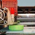 Download free 3D printer model 3d Printed Skateboard Wheel - Ninjaflex (TPE), Caghon3d