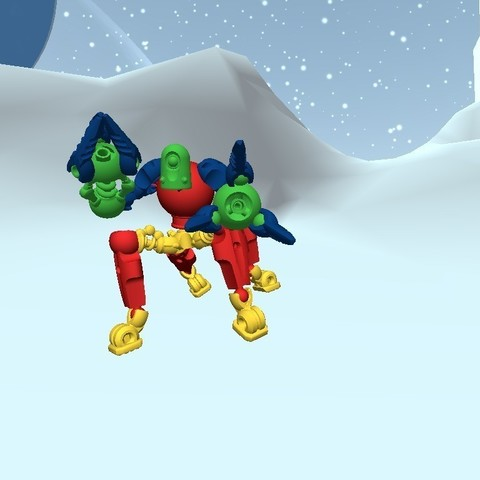 Télécharger plan imprimante 3D gatuit Autodesk Tinkerplay Toys 02, Caghon3d