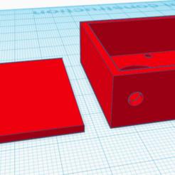 Download free 3D printer designs Px4Flow box, drone, SylvainFr