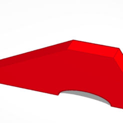 Download free 3D printing templates Foot drone, SylvainFr