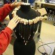 Download free 3D printer files Snake Necklace, Boastcott