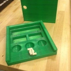 Free STL file Screw box, Boastcott