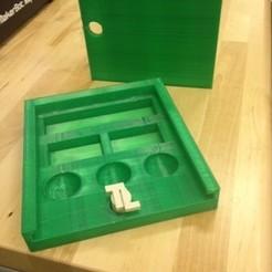 Download free 3D printer designs Screw box, Boastcott