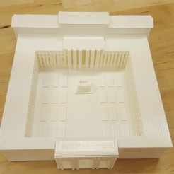 Free 3D printer model Temple of Peace, Boastcott