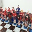 Download free 3D printer files Academy Chess Set, Boastcott