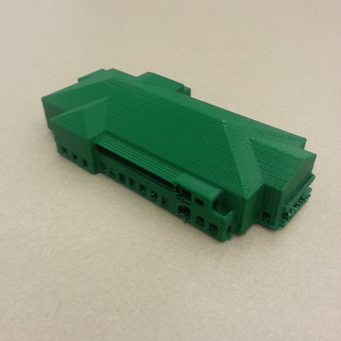 Free 3D print files Medaille Hall, Boastcott