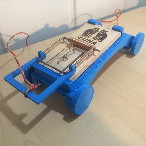 3e9bd659b6369be08ba3569765523c53_display_large.jpg Télécharger fichier STL gratuit Piège à souris Racer • Design pour imprimante 3D, FowlvidBastien
