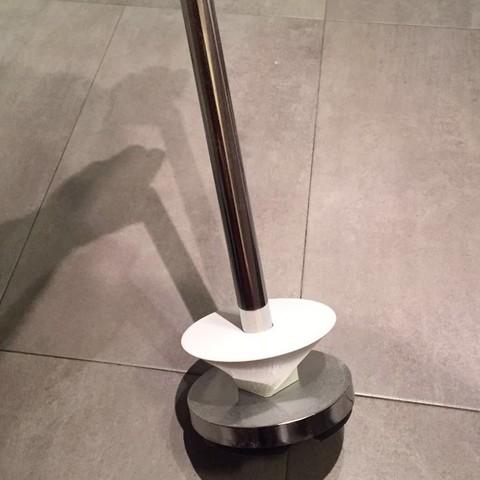 Free STL Toilet paper support (Ikea), FowlvidBastien