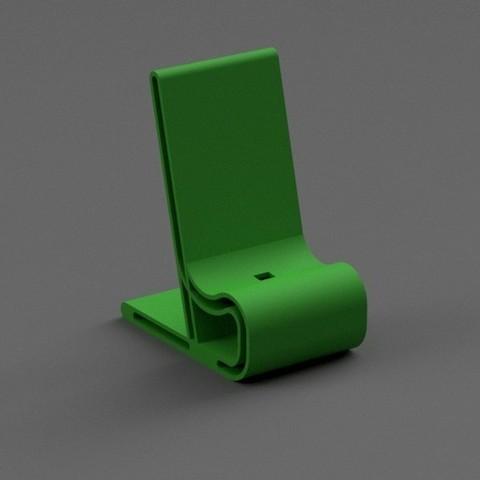 6938d75b4128618e98ca8986582b6d4b_display_large.jpg Download free STL file Modular Phone Stand • 3D print model, FowlvidBastien