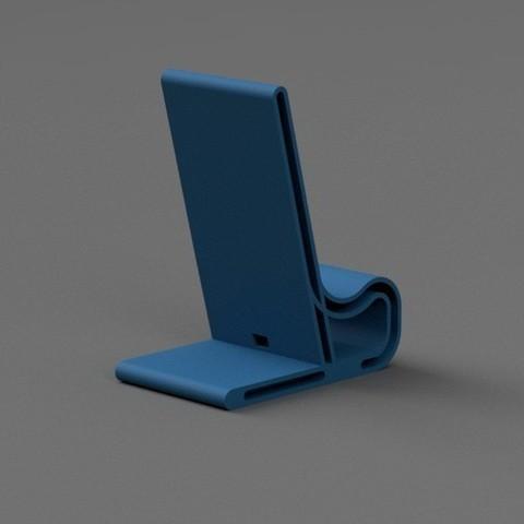 7f8f886a4168407f6ed087c2235732ac_display_large.jpg Download free STL file Modular Phone Stand • 3D print model, FowlvidBastien