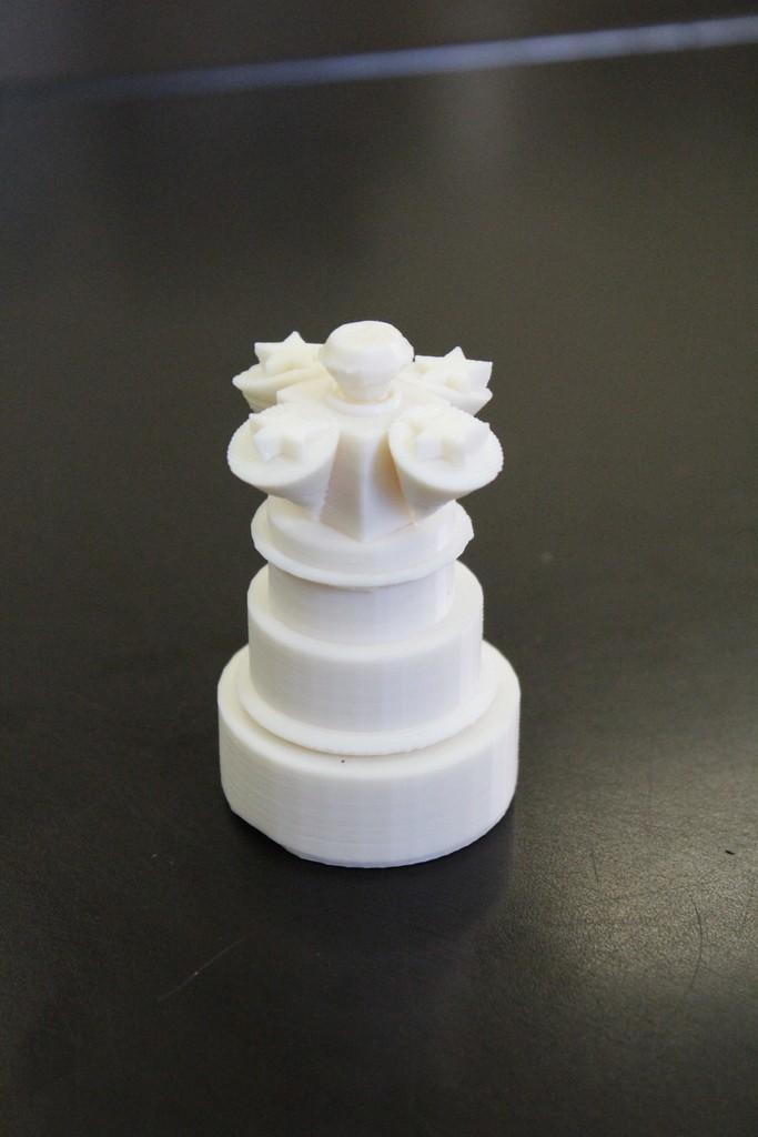 46a30f90ff2827dbc4e4b9e00cf7d808_display_large.JPG Download free STL file Chess Piece Challenge • 3D printer template, FowlvidBastien