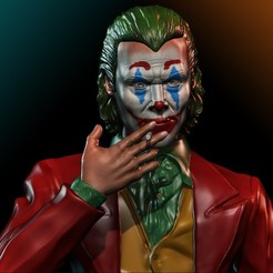 BPR_Render.jpg Download STL file Joker • 3D printing design, Phantoshe