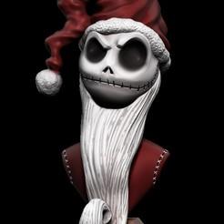 Download 3D printer designs Jack Skeleton STL, Phantoshe