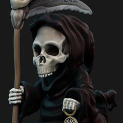 Descargar archivo 3D Pequeña Muerte, Phantoshe