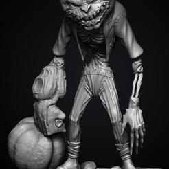 WhatsApp Image 2020-08-26 at 11.10.47.jpeg Download STL file  Pumpkin Brothers • 3D print design, Phantoshe
