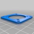 Download free 3D printing models 40 to 30mm fan adaptor, jimjax