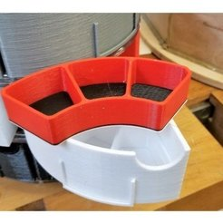 Download free STL file spool drawer divider • Design to 3D print, jimjax