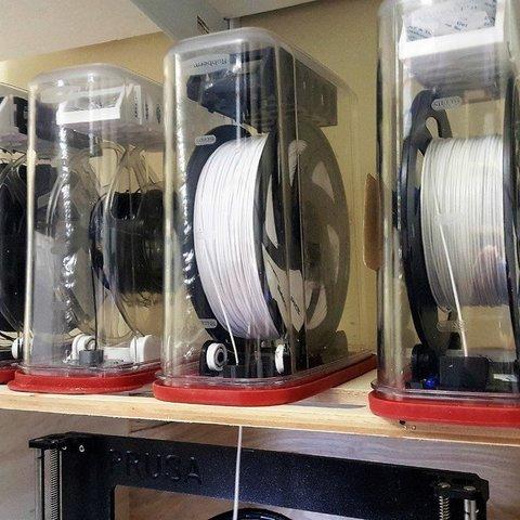 Télécharger fichier imprimante 3D gratuit SyStème de bobine de filament, jimjax