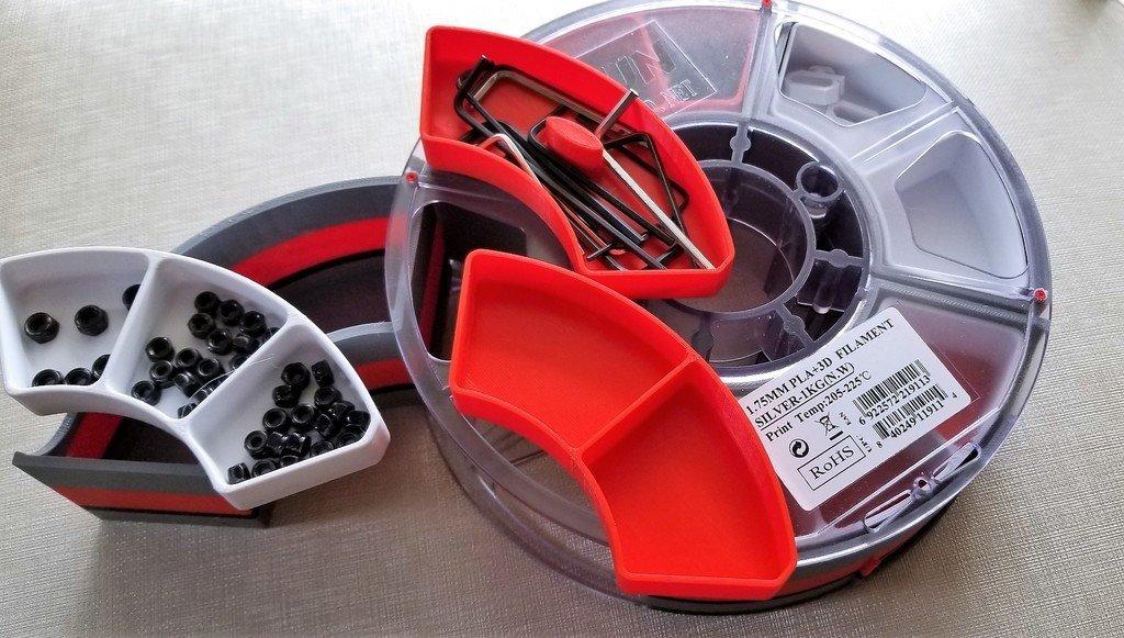 616469a1d91a455b8c57c2b102dcdcb4_display_large.jpg Download free STL file Spool Drawer Divider V2 • 3D printer model, jimjax