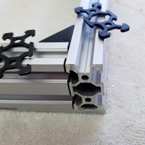 Télécharger modèle 3D gratuit 20x40 Cales pour rainure en V, jimjax